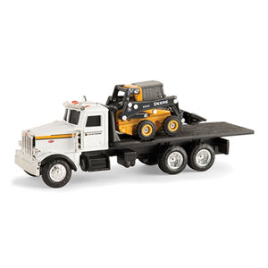 1/64  320E Skid Steer With Truck