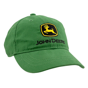 John Deere Green Youth Classic Logo Ball Cap