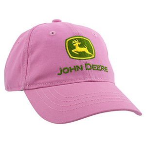 Toddler Pink Trademark Baseball Cap