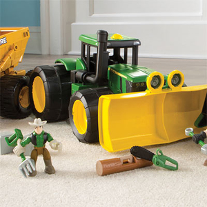 Gear Force Earth Moving 4WD Tractor