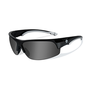 Torque-X Safety Sunglasses Grey Lens / Gloss Black Frame