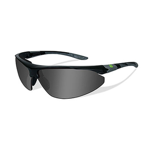 Traction-X Safety Sunglasses Grey Lens / Matte Black Frame