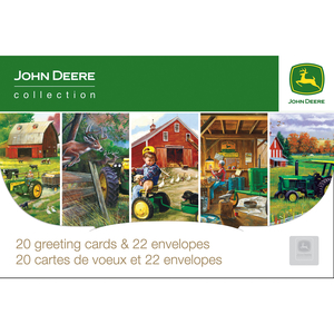 John Deere Everyday Card Pack