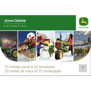John Deere Holiday Card Pack
