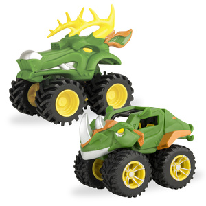 Monster Tread 5 inch Tractor With Deere Armor