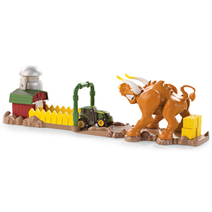 Mighty Movers Bullpen Excape Playset