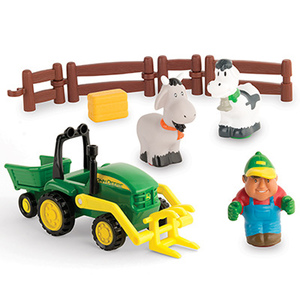 1st Farming Fun Load Up Playset