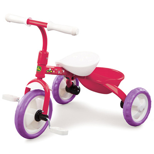 Pink Steel Tricycle
