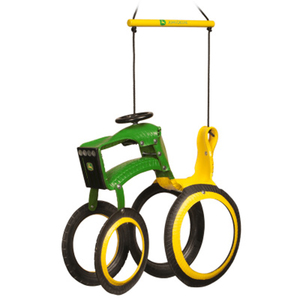 John Deere Tire Swing