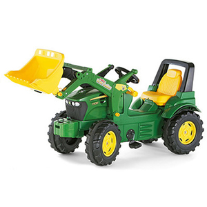 John Deere Farmtrac Premium With Loader