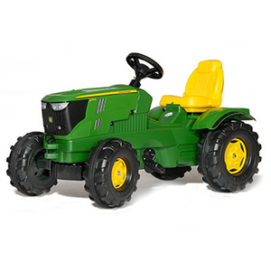 John Deere Ride On Toys >> Farmtrac 6210r Pedal Tractor
