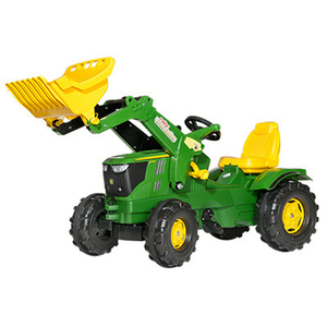John Deere Farmtrac Pedal Tractor With Loader