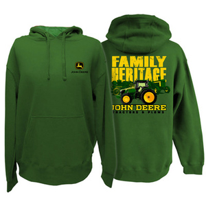 Mens Heritage Pull-Over Hooded Sweatshirt
