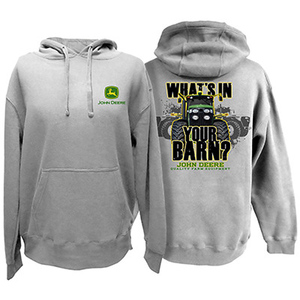 Men's Whats In Your Barn Hood Hooded Sweatshirt