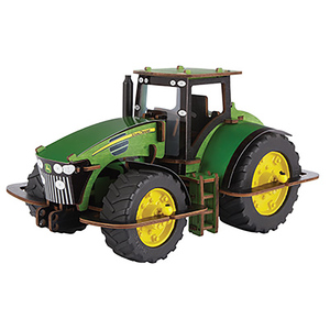 Buildex Build N Play Model 7950 Tractor