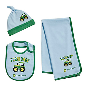 Farm Baby Layette Set