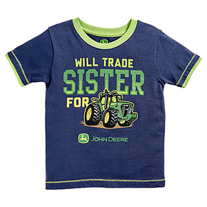 Toddler Will Trade Sister T-Shirt