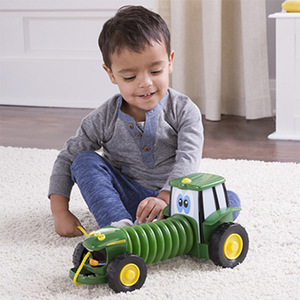 Johnny Tractor Musical Tag Along