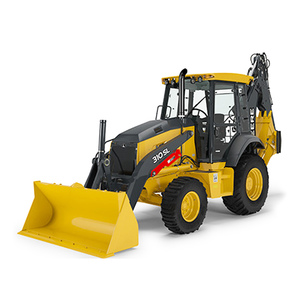 1/50 310SL Backhoe Loader Prestige Collection