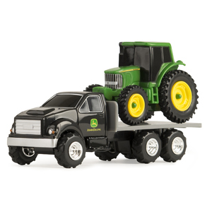 Collect N Play Tractor w/ Flatbed