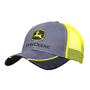 Construction Diamond Mesh Cap
