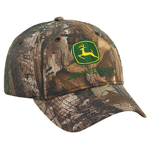 Camouflage Cap Realtree Brown