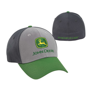 Colorblock Stretch Fit Cap