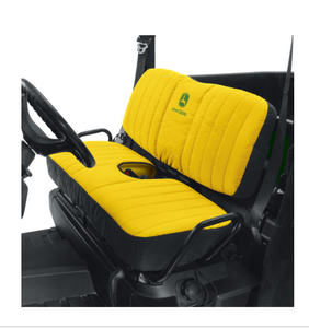 Yellow Mid Size Bench Seat Cover