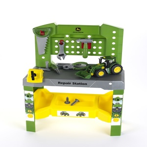 Buildable Repair Station And Tractor