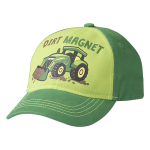 Toddler Dirt Magnet Baseball Cap