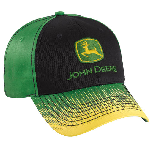 Green and Yellow Gradient Bill Cap abce4313c2f