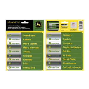 Toolbox Magnetix ID Labels