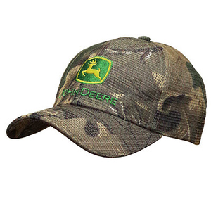 Mens Camouflage JD Classic logo Cap