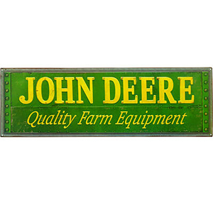 Quality Farm Equipment Sign