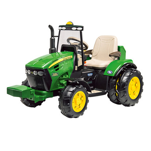 John Deere Dual Force Ride On Tractor Ride Ons Amp Wagons