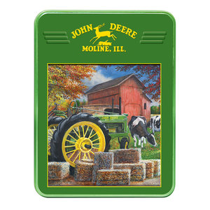 Old Friends 1000 Piece Puzzle with Collectible Tin