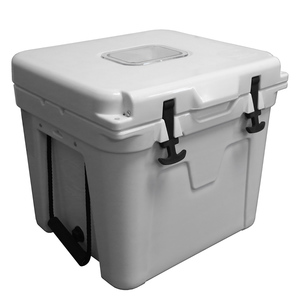32 Quart Lit Cooler With John Deere AG Logo