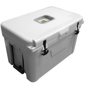 52 Quart Lit Cooler With John Deere AG Logo