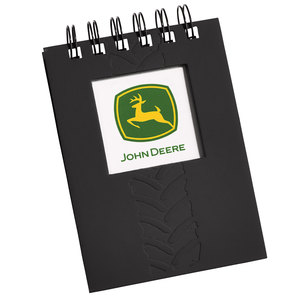 Black Custom Jotter Pad
