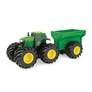 Monster Treads Tractor & Wagon