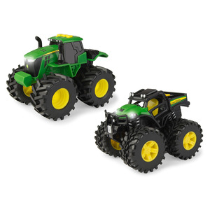 6 In. Monster Treads Lights & Sounds 2 Pack