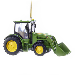 Tractor Loader Ornament