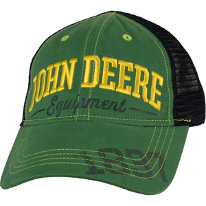 e392bc9f12c FREE Shipping Today and Everyday with a  50 purchase. John Deere Equipment  Cap