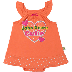 John Deere Cutie Romper Dress