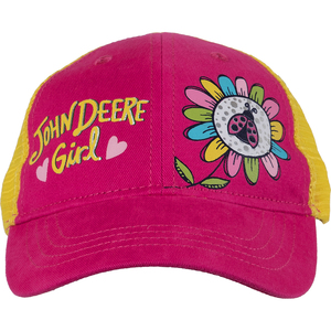 c69d3686f390b5 FREE Shipping Today and Everyday with a $50 purchase. John Deere Girl Cap