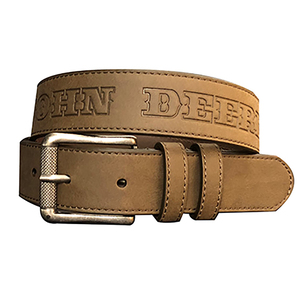 Boy's Embossed Tractor Belt