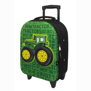 Green Tractor Pull Bag