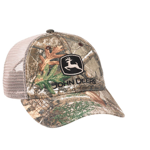 Washed Edge Camo Cap