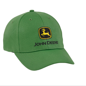 Green Fitted Performance Cap
