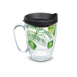 "16oz John Deere ""All Over"" Mug"